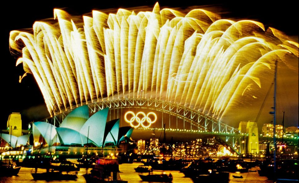 Sydney 2000 Olympic Games – Asset Marketing